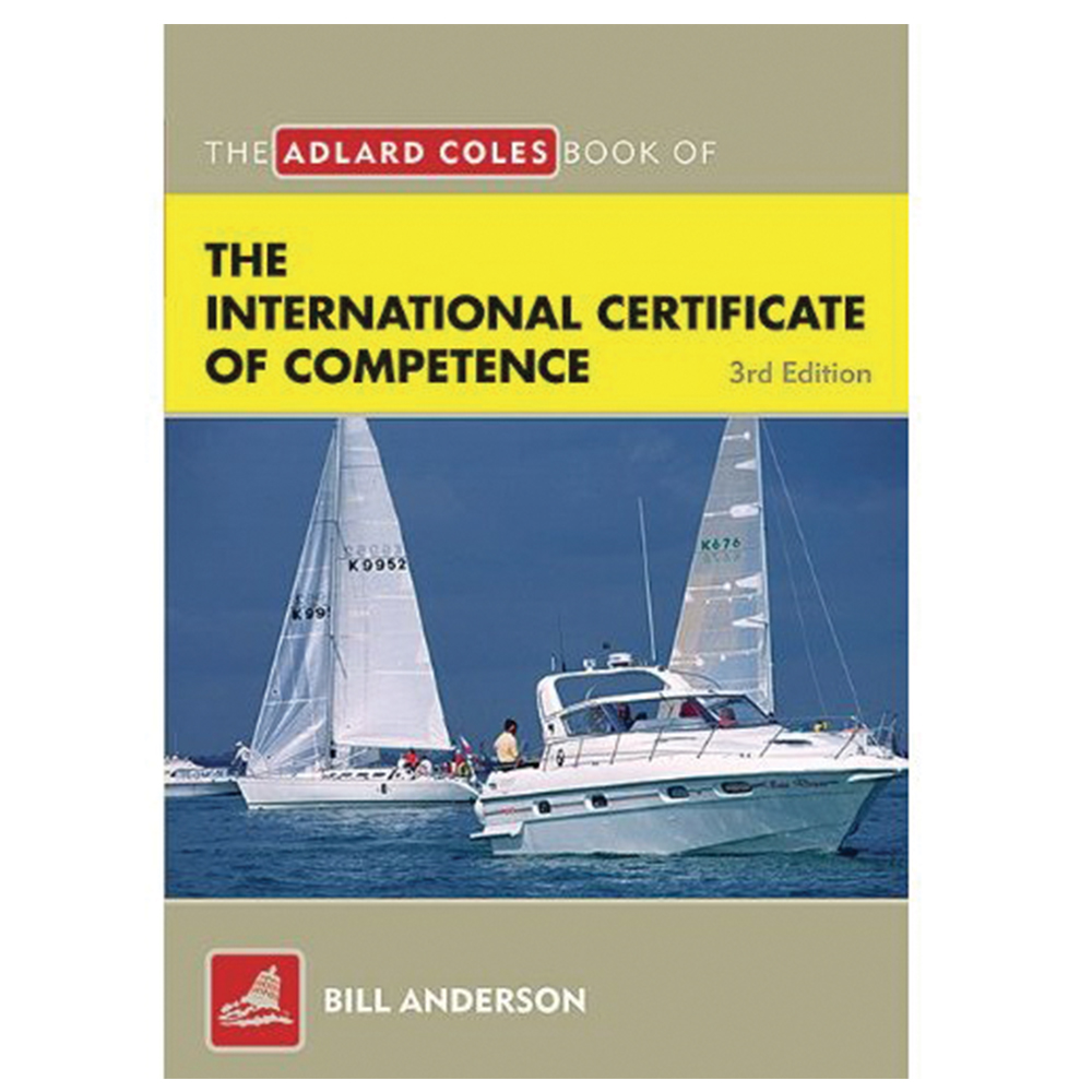 Book Of The International Certificate Of Compet