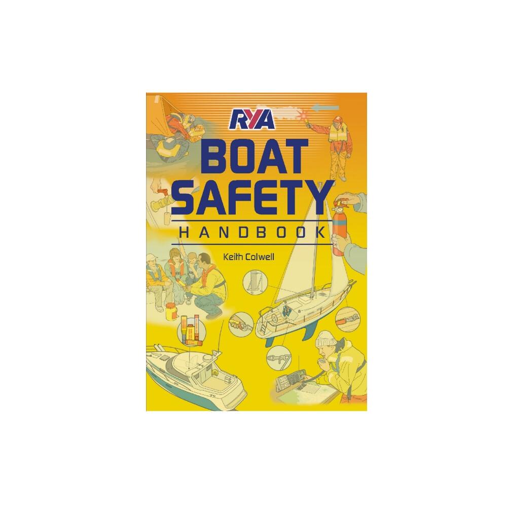 Boat Safety Handbook (G103)