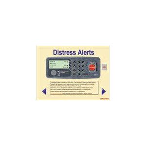VHF DSC Radio Tutor & Simulator CD