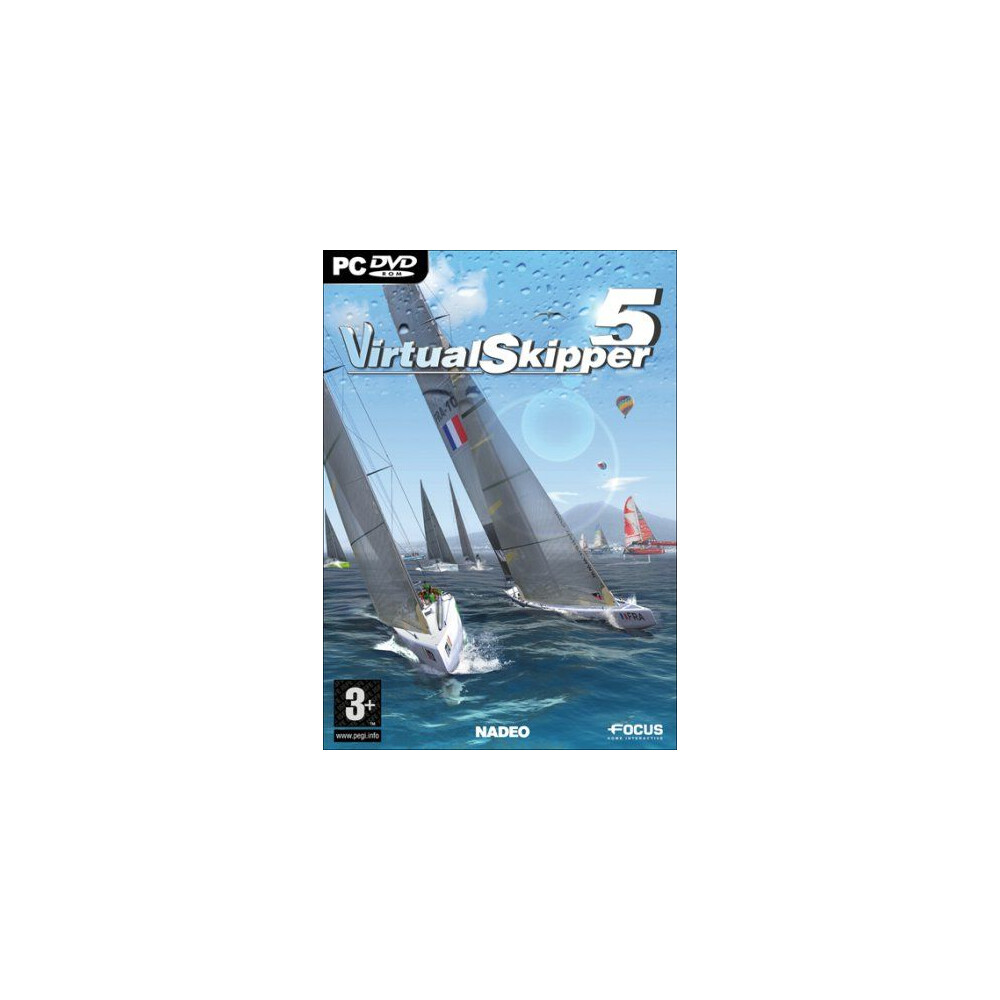 Virtual Skipper 5 CD Rom