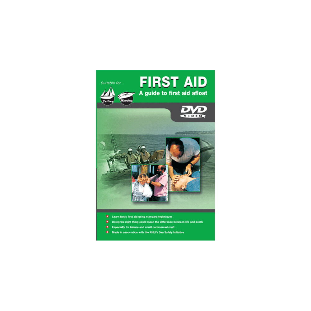 First Aid Afloat DVD