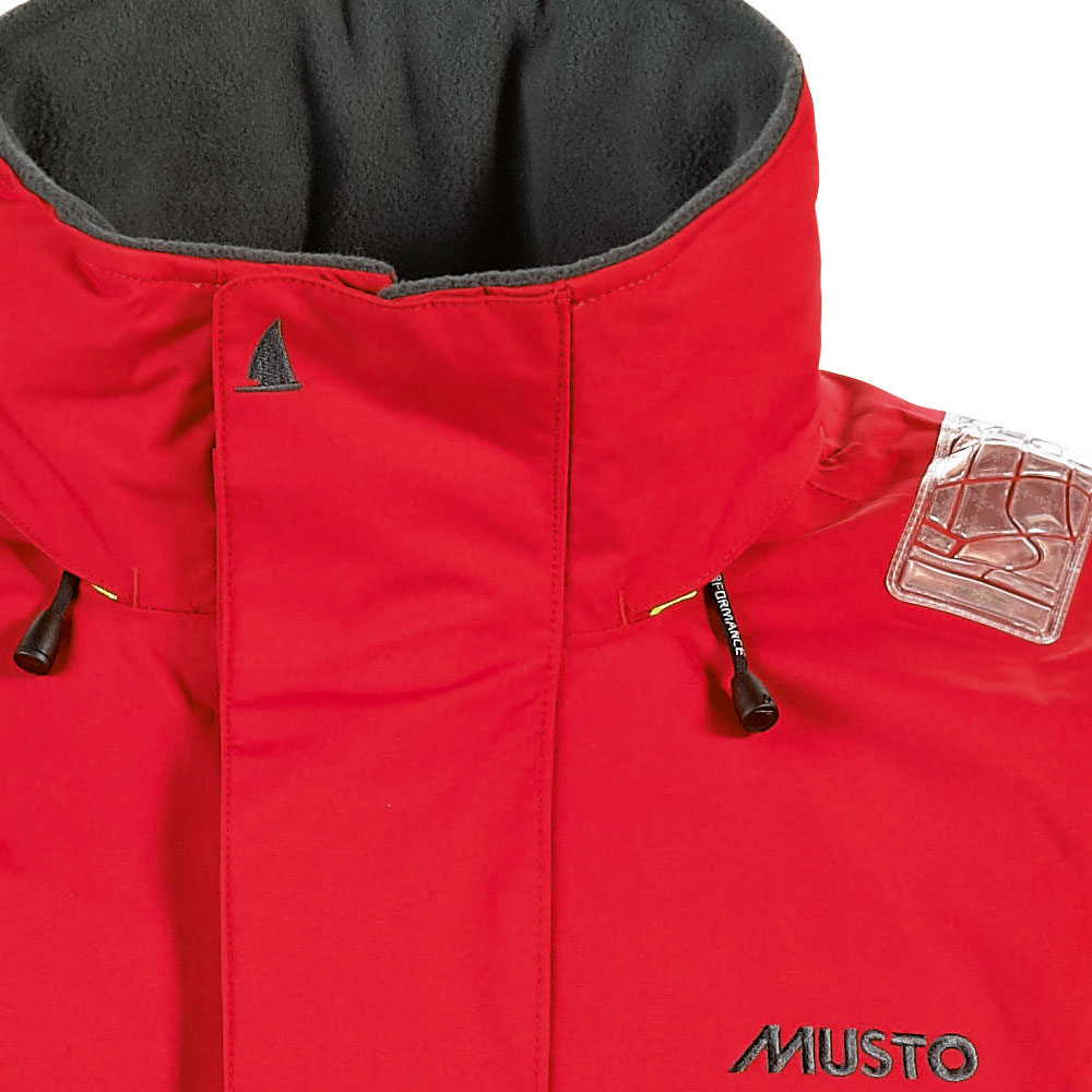 BR1 Inshore Jacket Red/Dark Grey