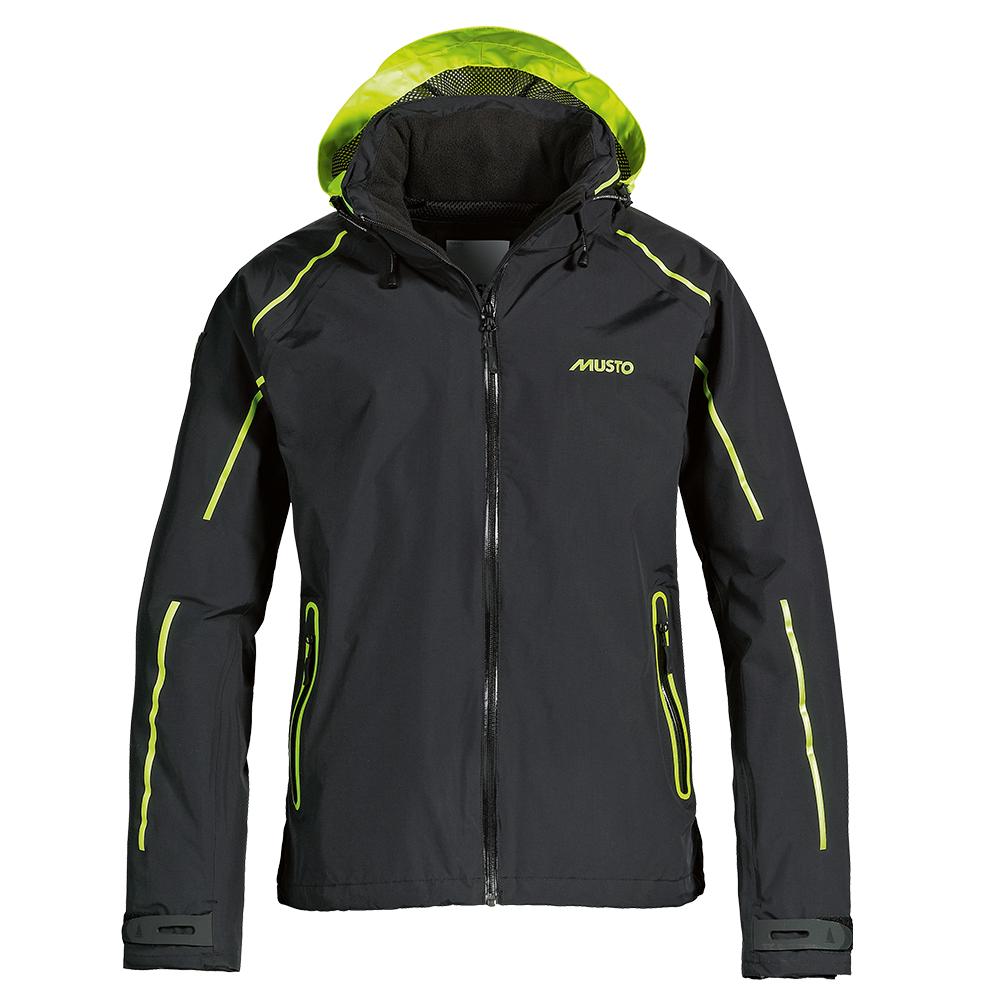BR1 Contour Jacket Black