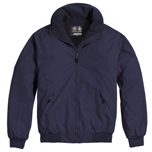 Snug Blouson Jacket in Navy / Navy