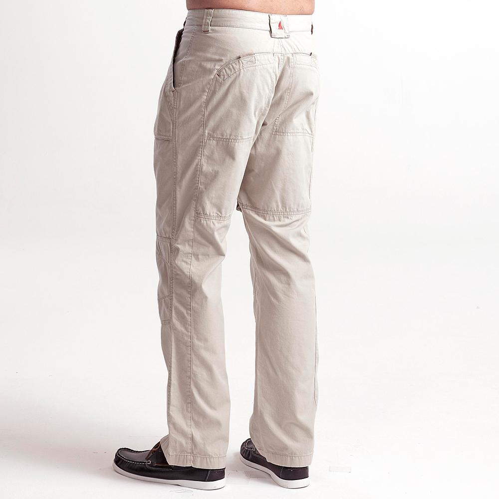 6 Pocket Crew Pants - Lt Stone
