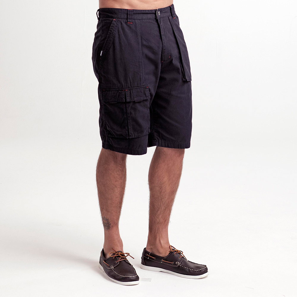 Musto 6 Pocket Crew Shorts- Navy