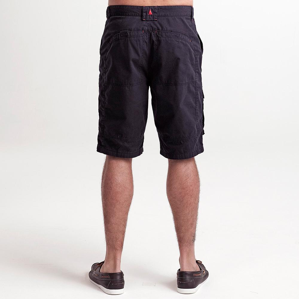 6 Pocket Crew Shorts- Navy