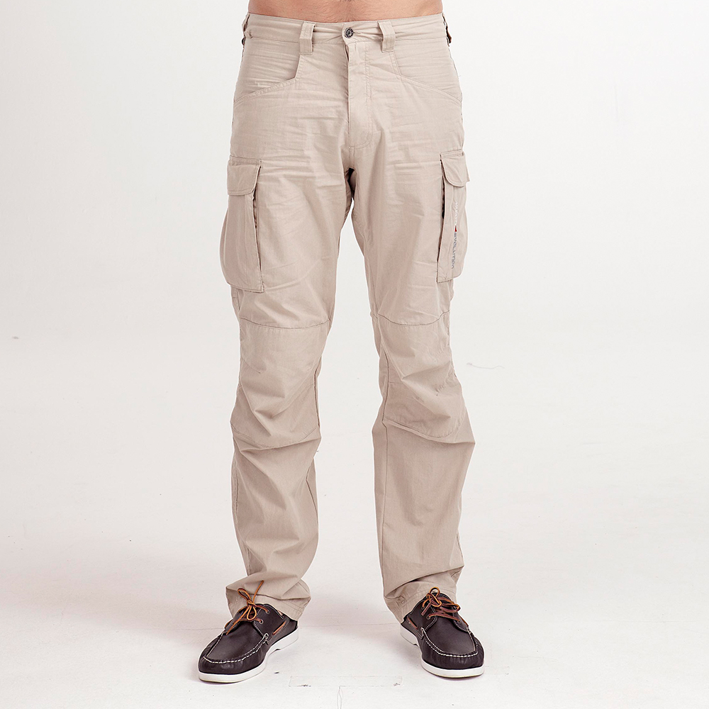 Musto 6 Pocket Fast Dry Pant in Light Stone