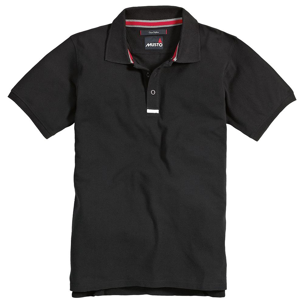 Piqu Polo Shirt in Various Colours