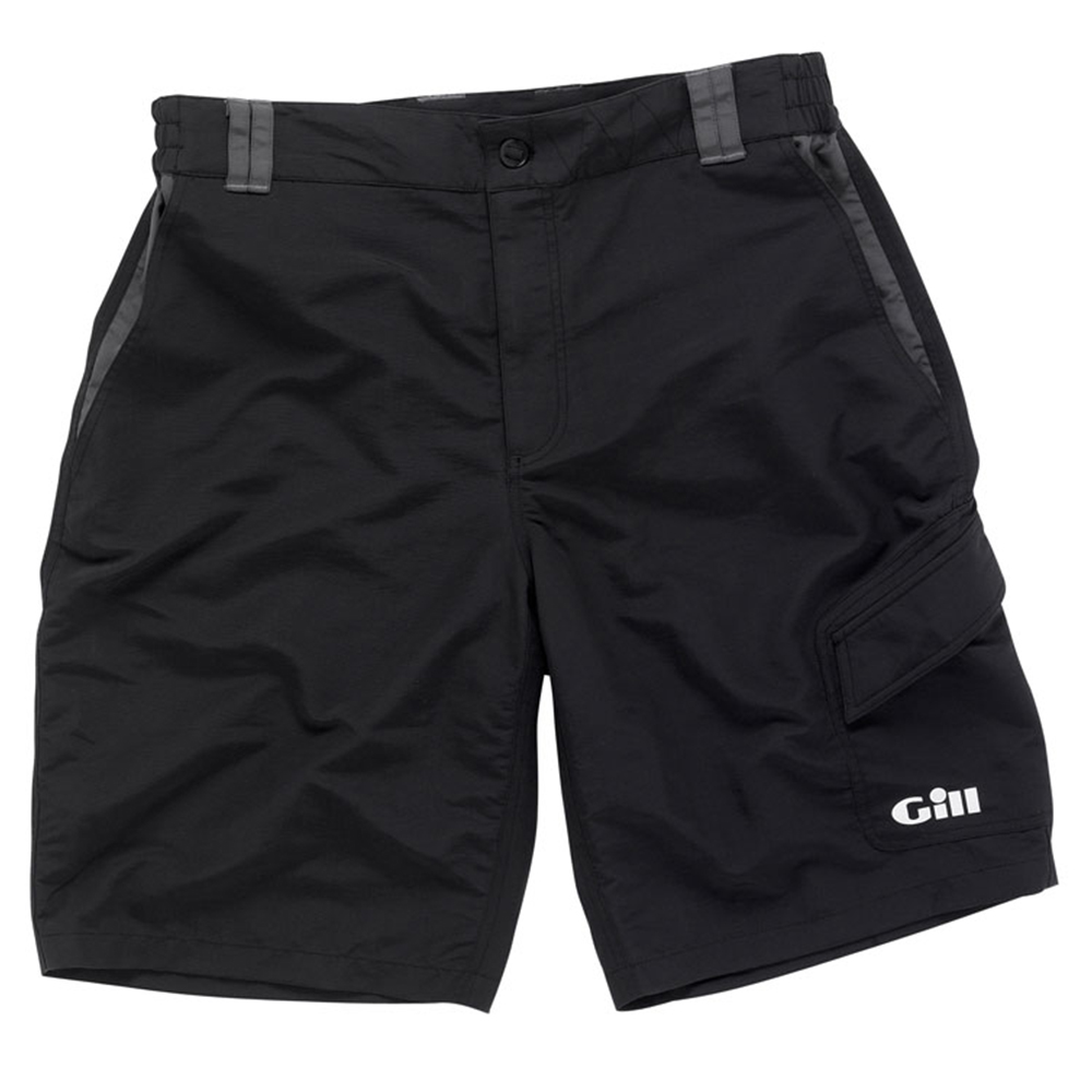Gill Performance Sailing Shorts - Black