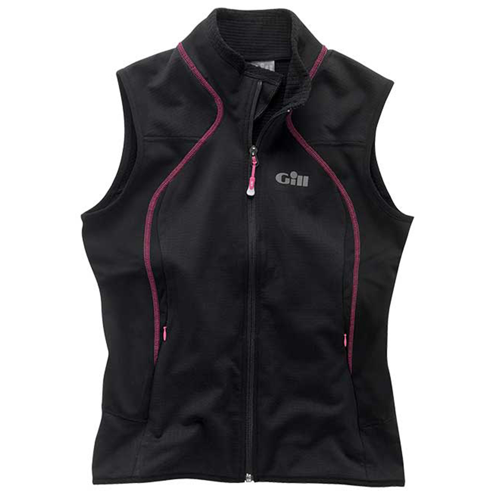 Gill i3 Womens Thermogrid Vest Mid Layer