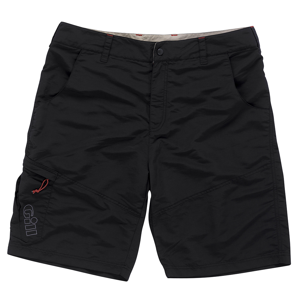 Gill UV Tec Shorts Graphite