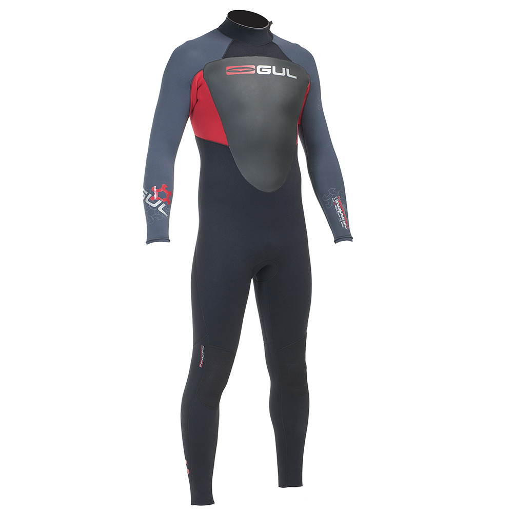 Response 5:3mm Steamer Wetsuit