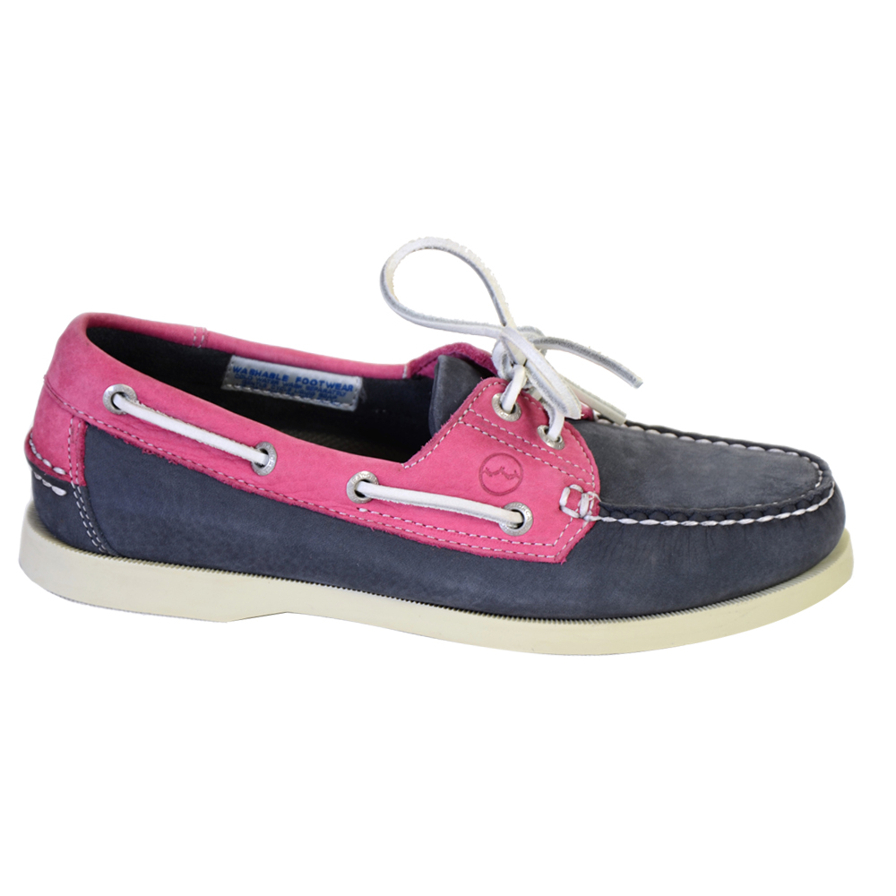 Women's Sandusky in Pacific and Fuchsia