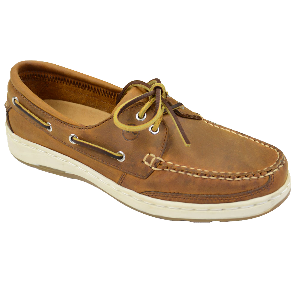 Lagoon Women's Deck Shoes - Sand