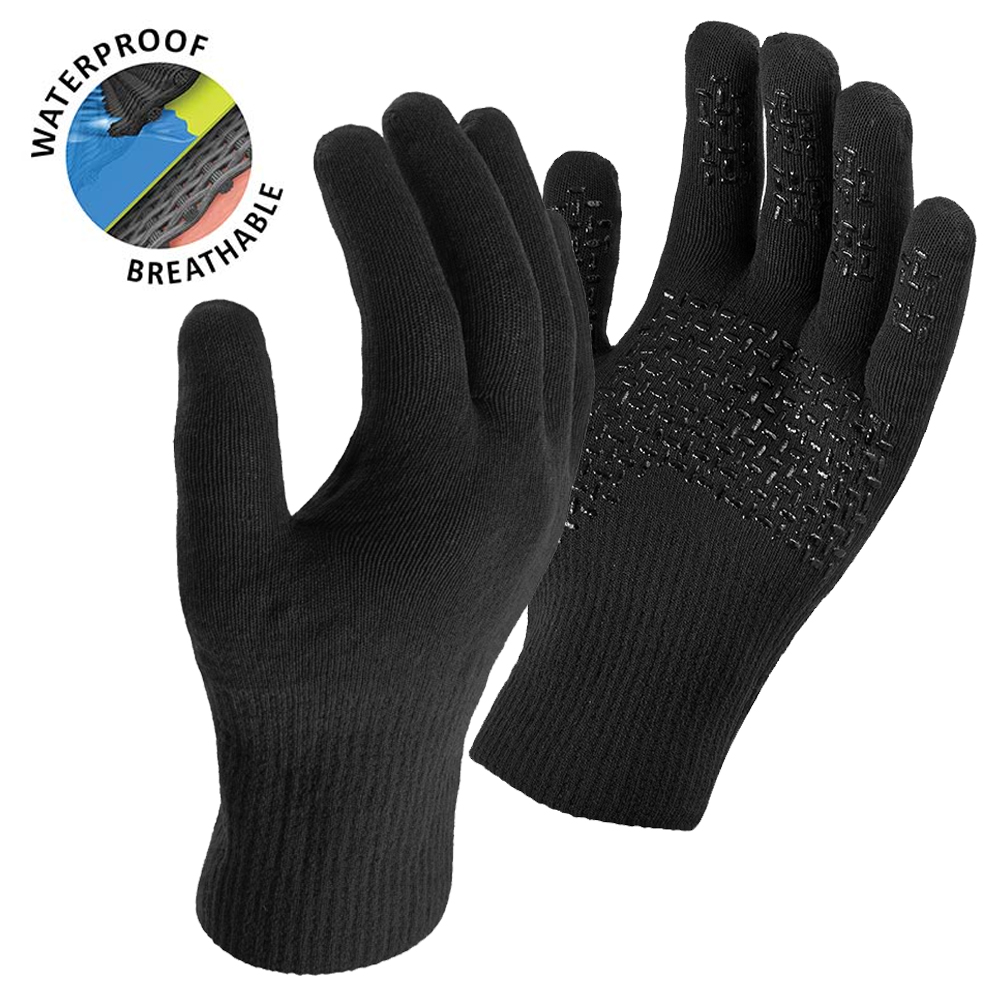Ultra Grip Gloves - waterproof sailing gloves