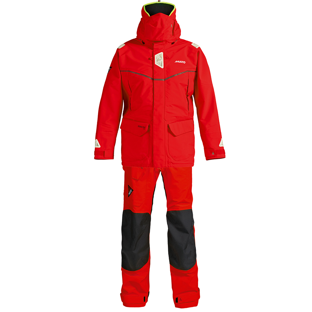 MPX Suit Deal - Red