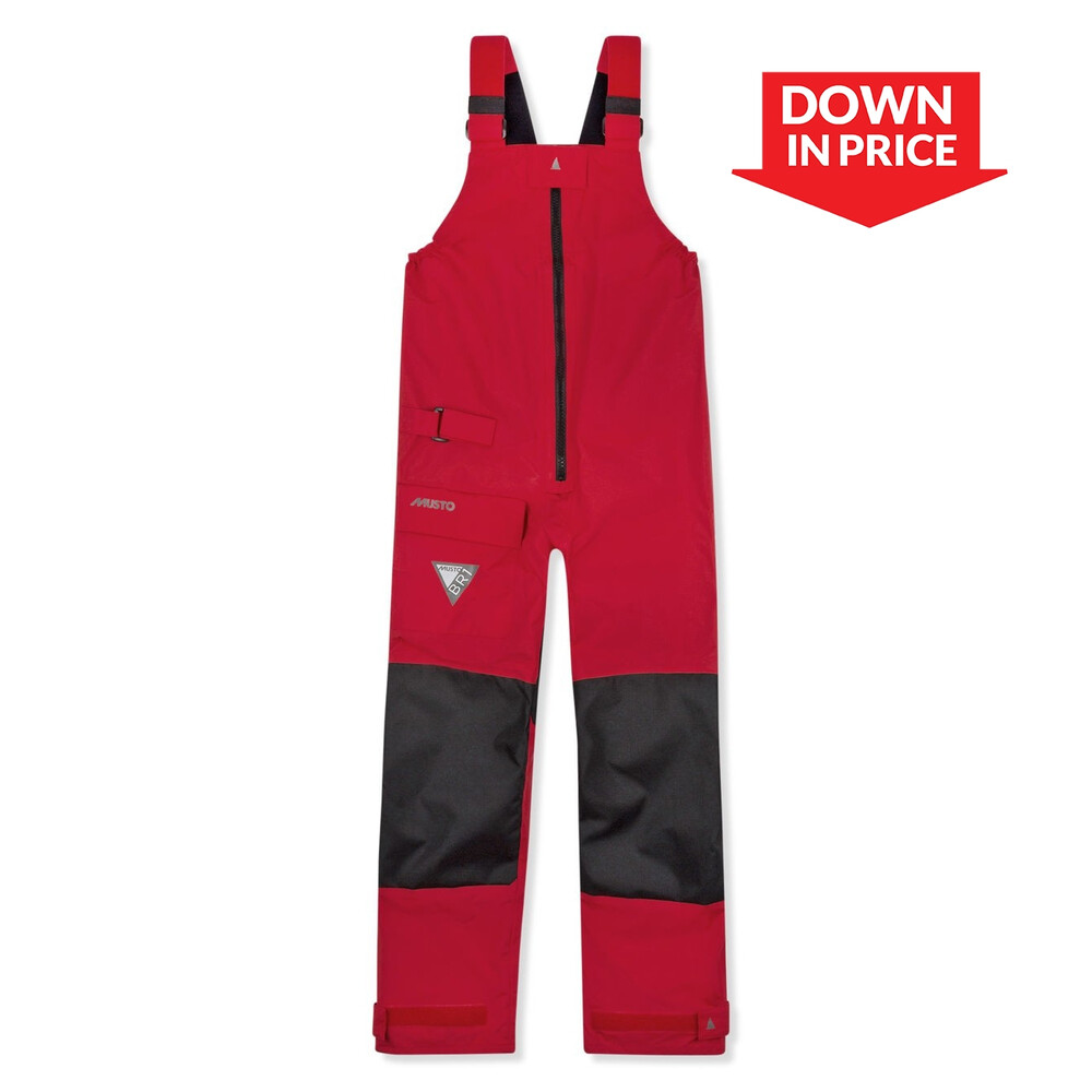 Musto Women's BR1 Trousers - Red