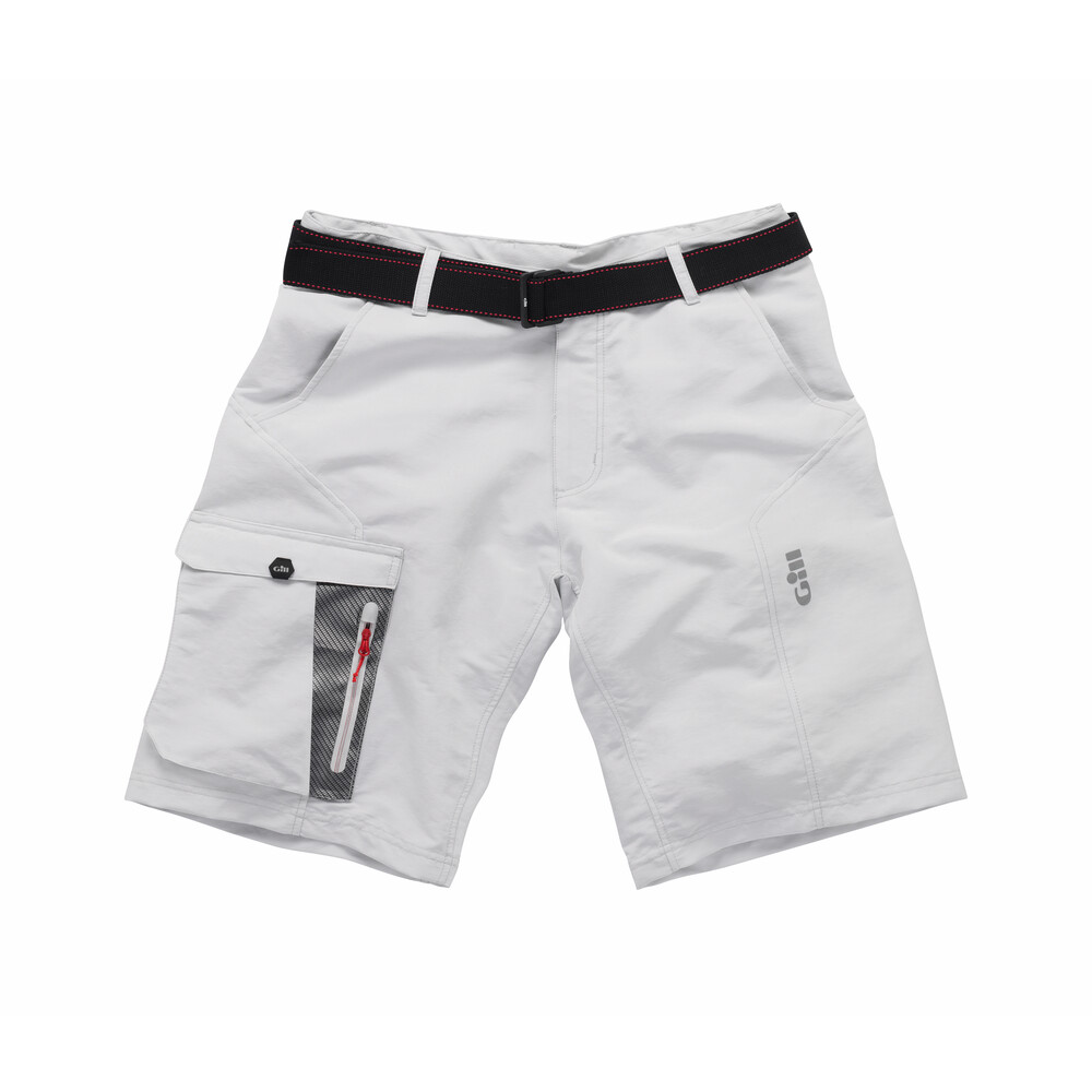 Race Shorts - Silver