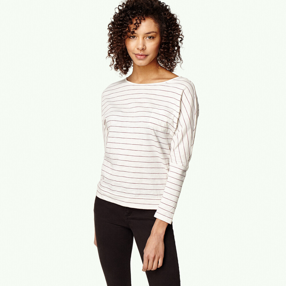 Jacks Base Striped Top