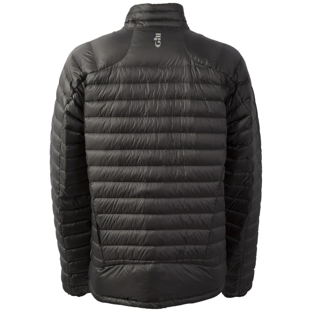 Hydrophobe Down Jacket Charcoal