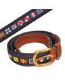 Code Flag Belt