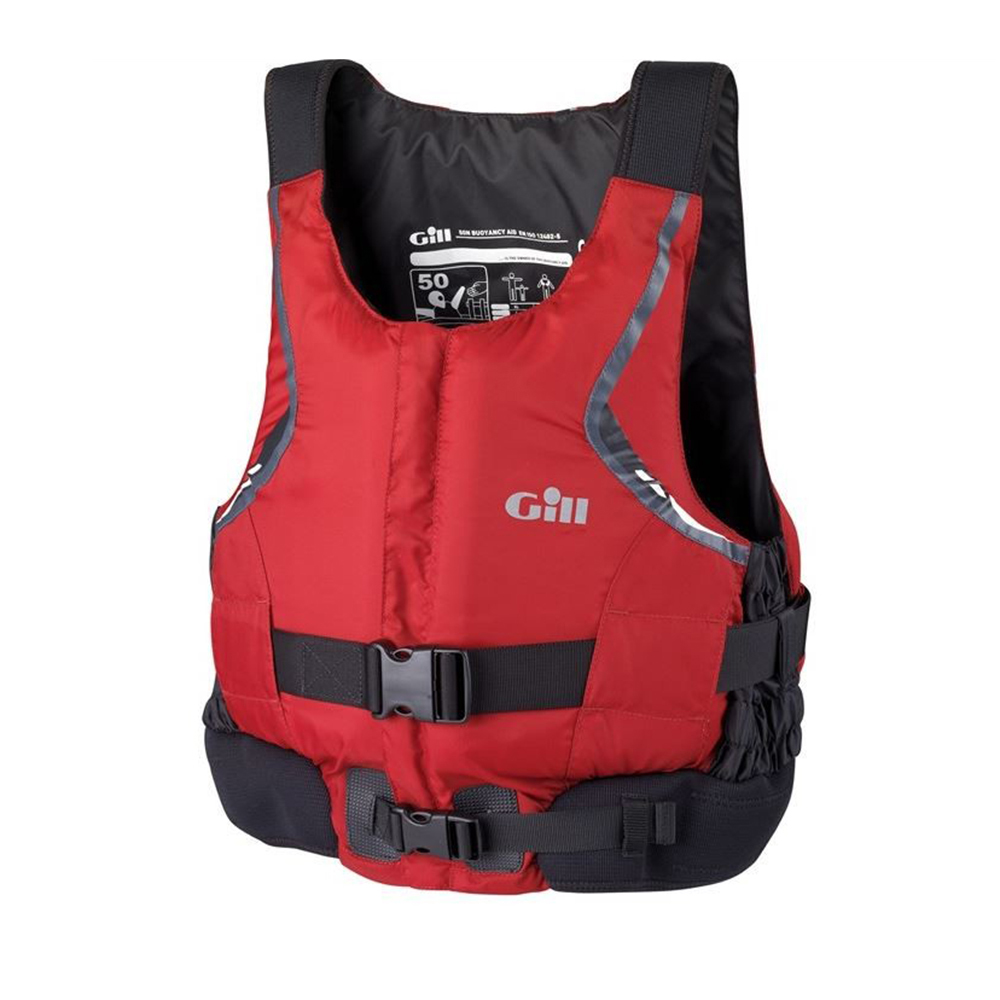 Front Zip Buoyancy Aid