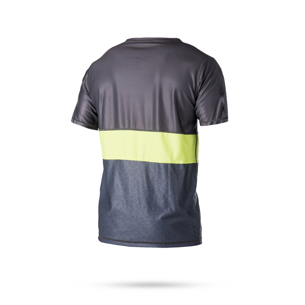 Cube Quickdry Short Sleeved Rash Vest