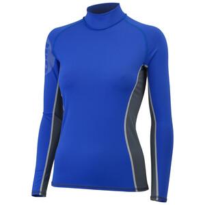 Women's Pro Rash Vest - Blue