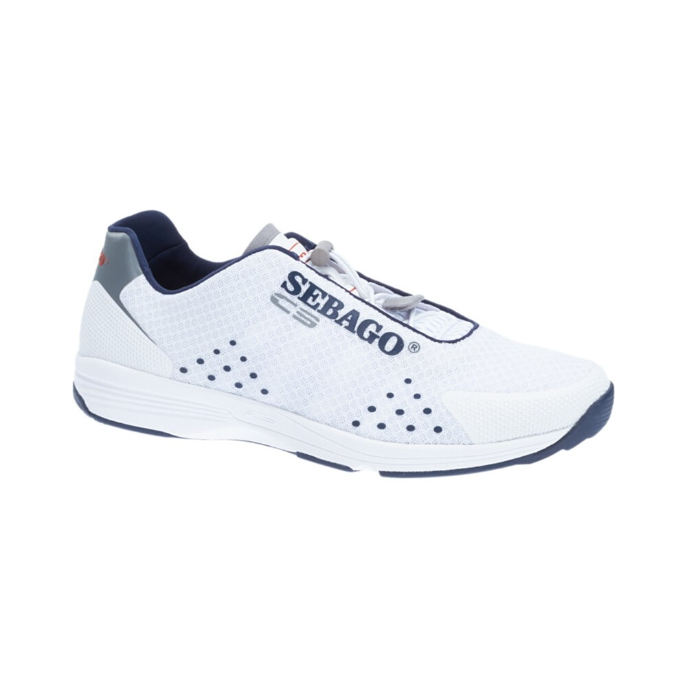 Women's Cyphon Deck Trainer - White