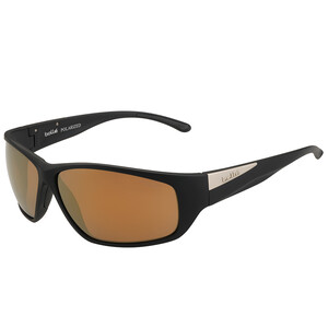 Keel - Matte Black - Polarised Inland Gold