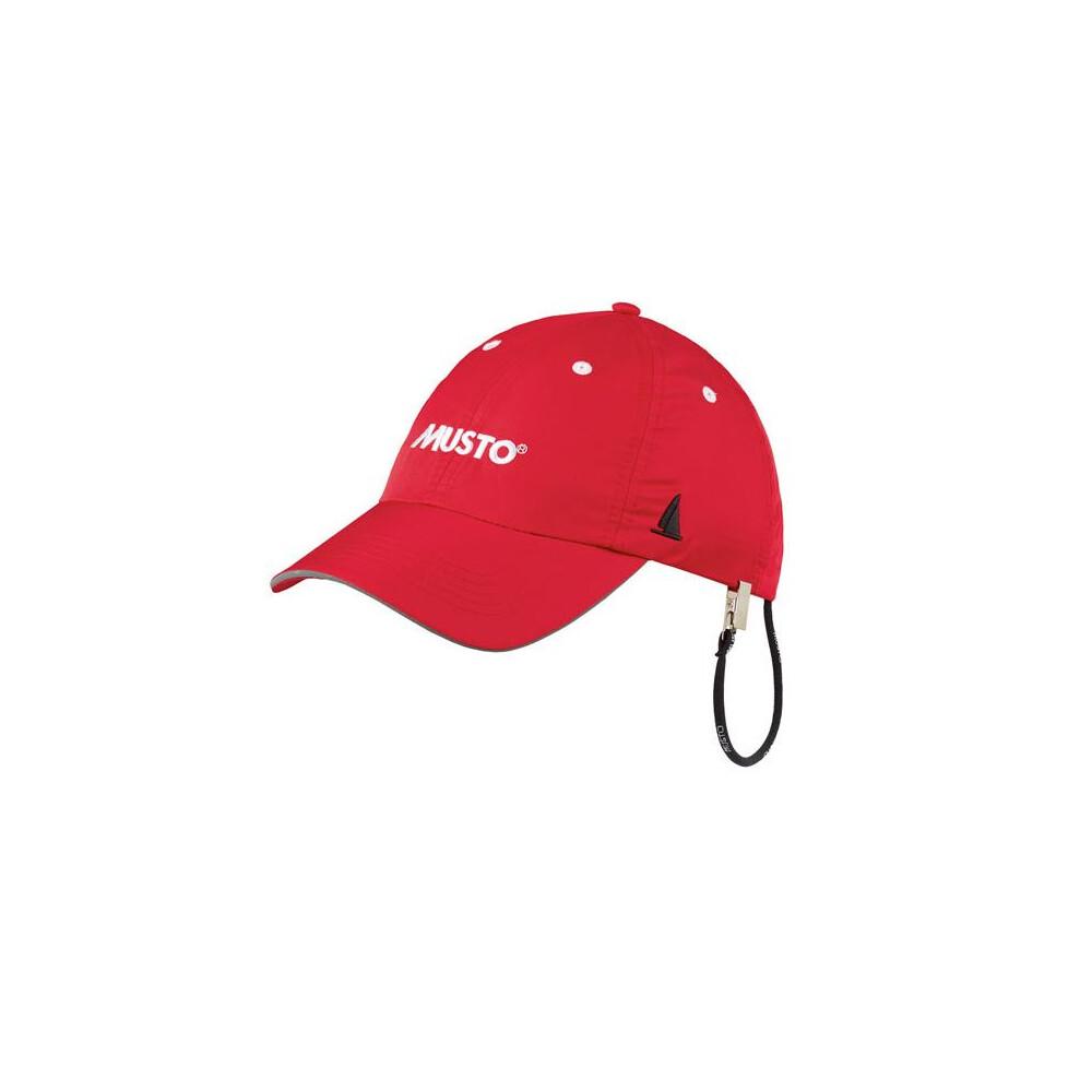 Evo Fast Dry Cap Red