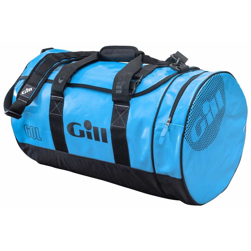 Tarp Barrel Bag - Blue