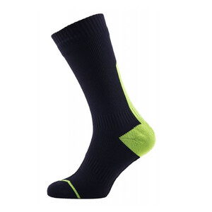Mid Length Socks with HydroStop