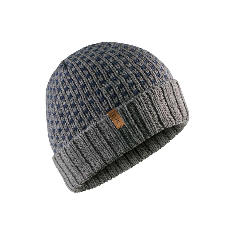 Jacquard Knit Beanie