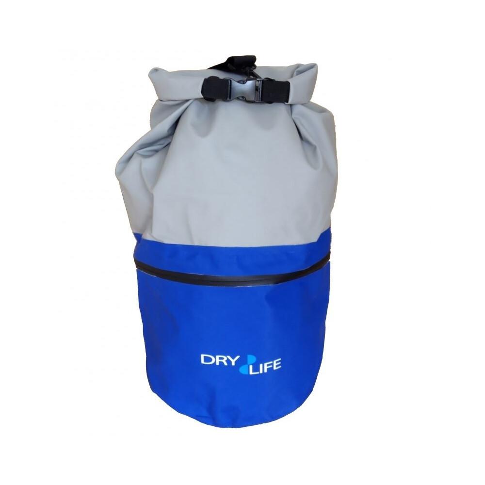 Wet/Dry Tube Bag - 30 Litre - Blue