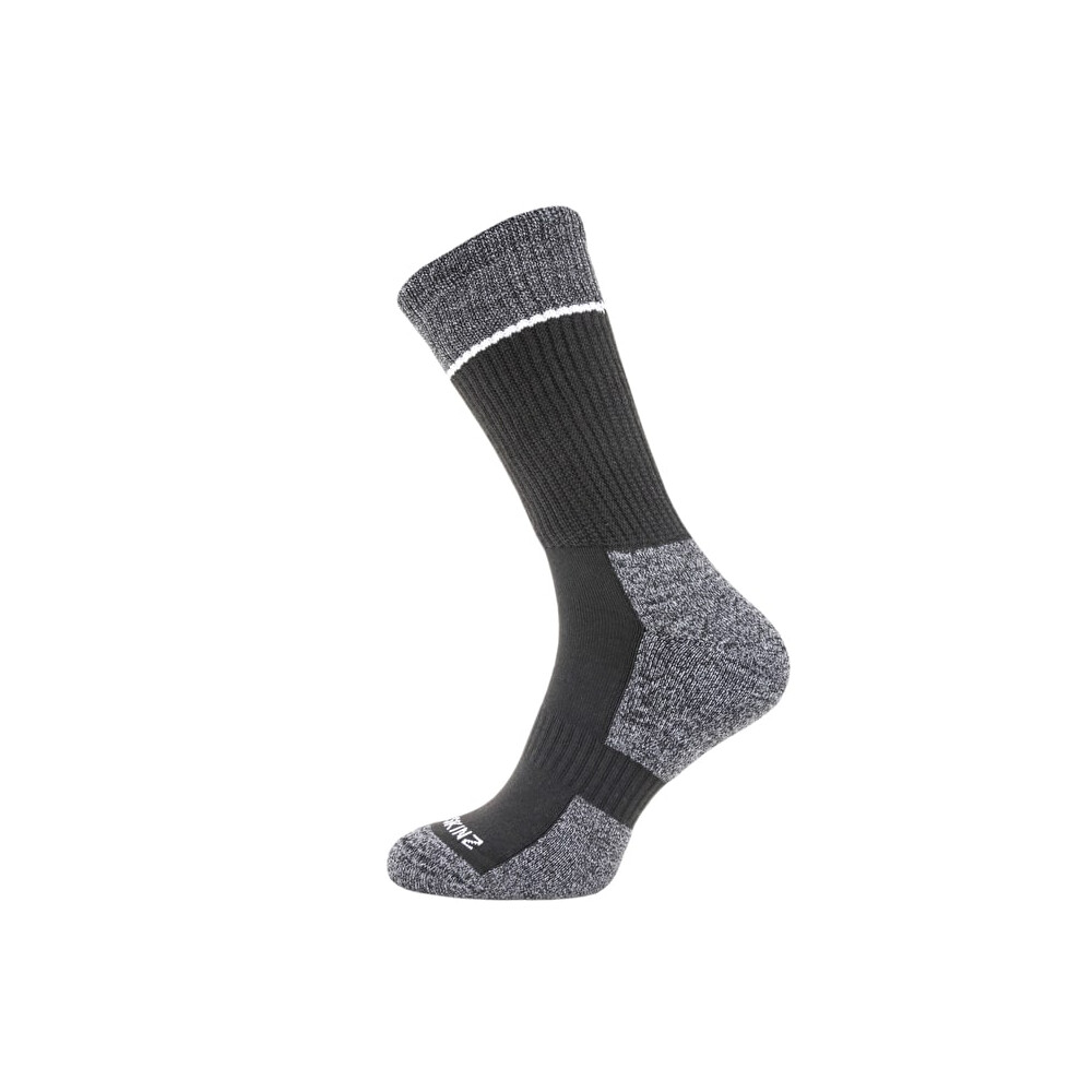 Solo Quickdry Mid Length Sock