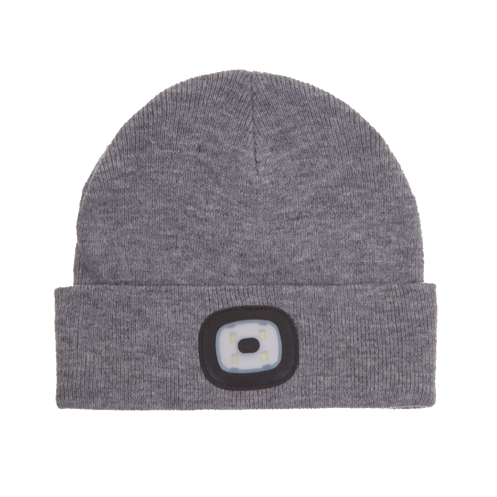 Beanie Hat with LED Light