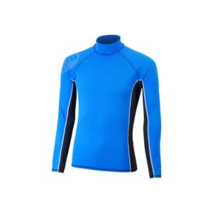 Junior Pro Rash Vest - Blue