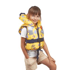 100N Typhoon Childs Lifejacket Yellow