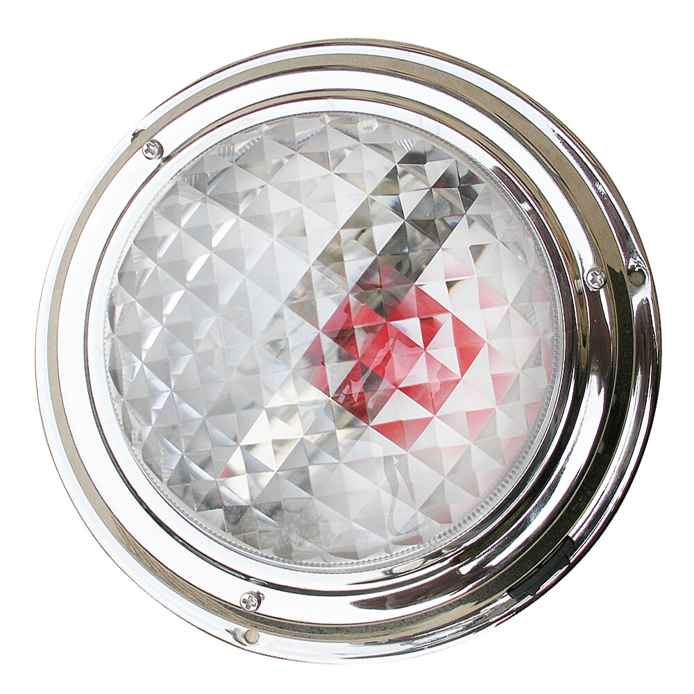 S/S Switchable Red/White Surface Light