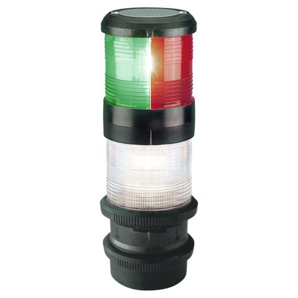 Aquasignal Series 40 Quick-Fit Tricolour Anchor Light