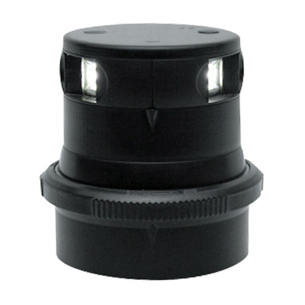 Aquasignal Series 34 LED Masthead White Light (12-24V Black