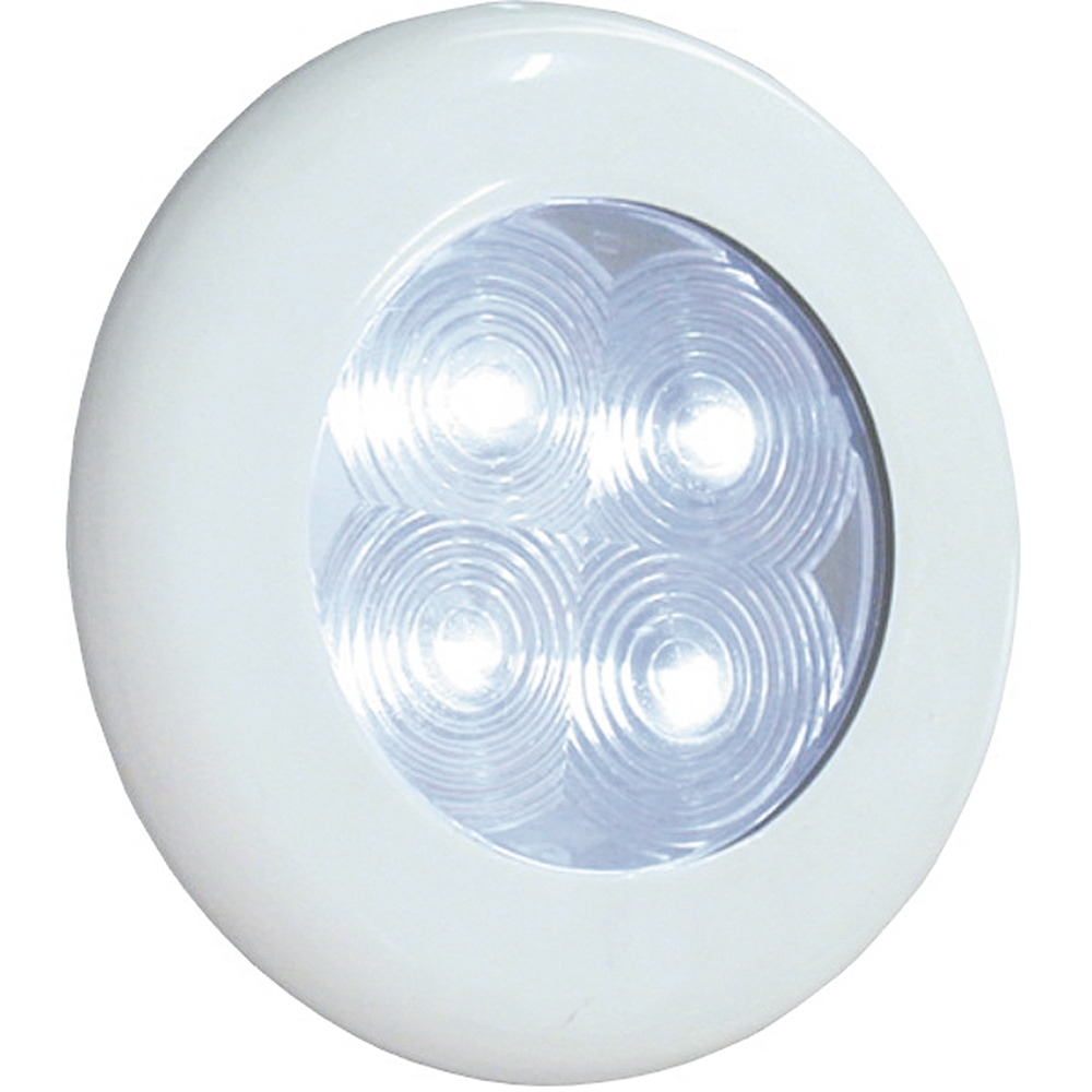 Flush Mount White LED Light