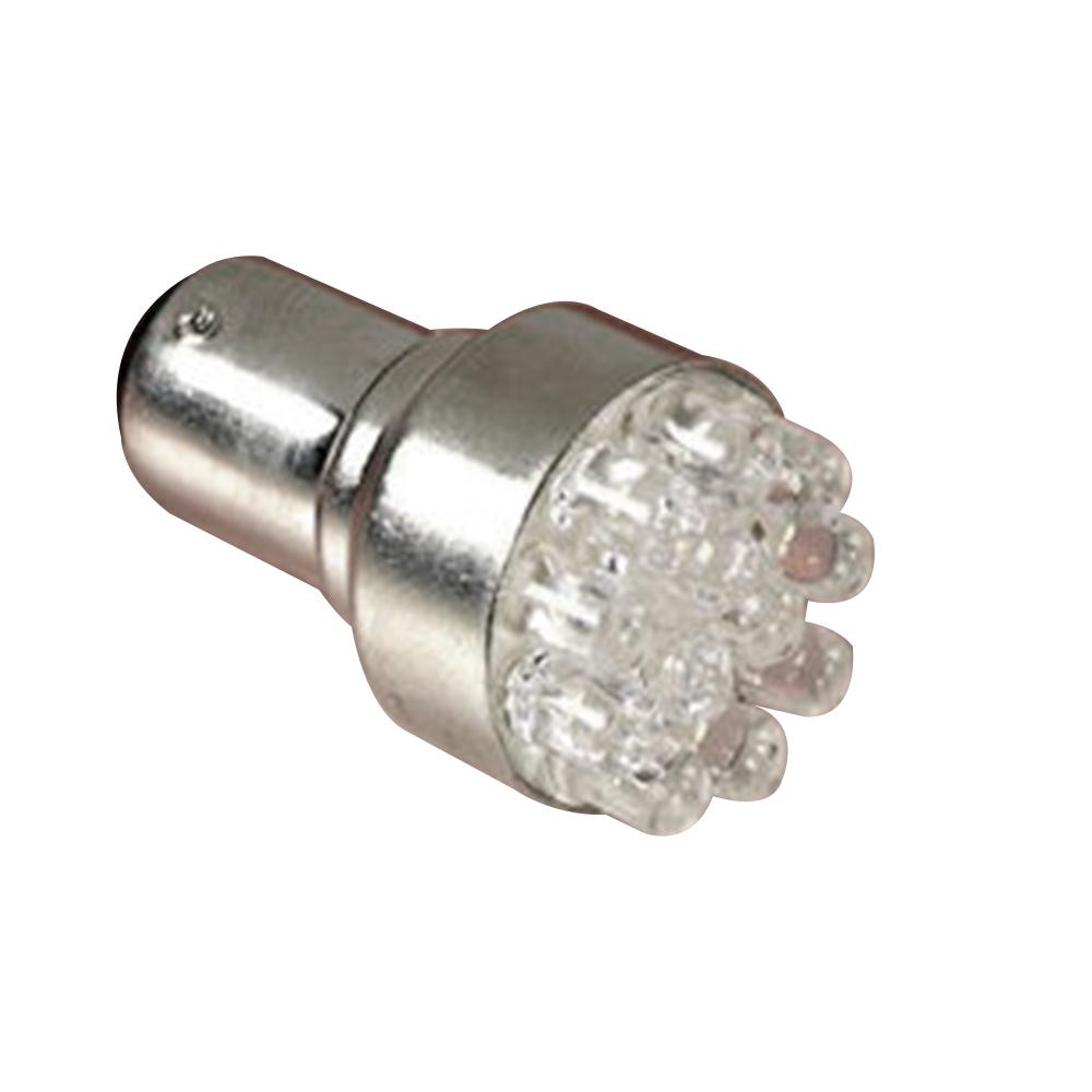 LED Bulb • 12V 1W BA15S White