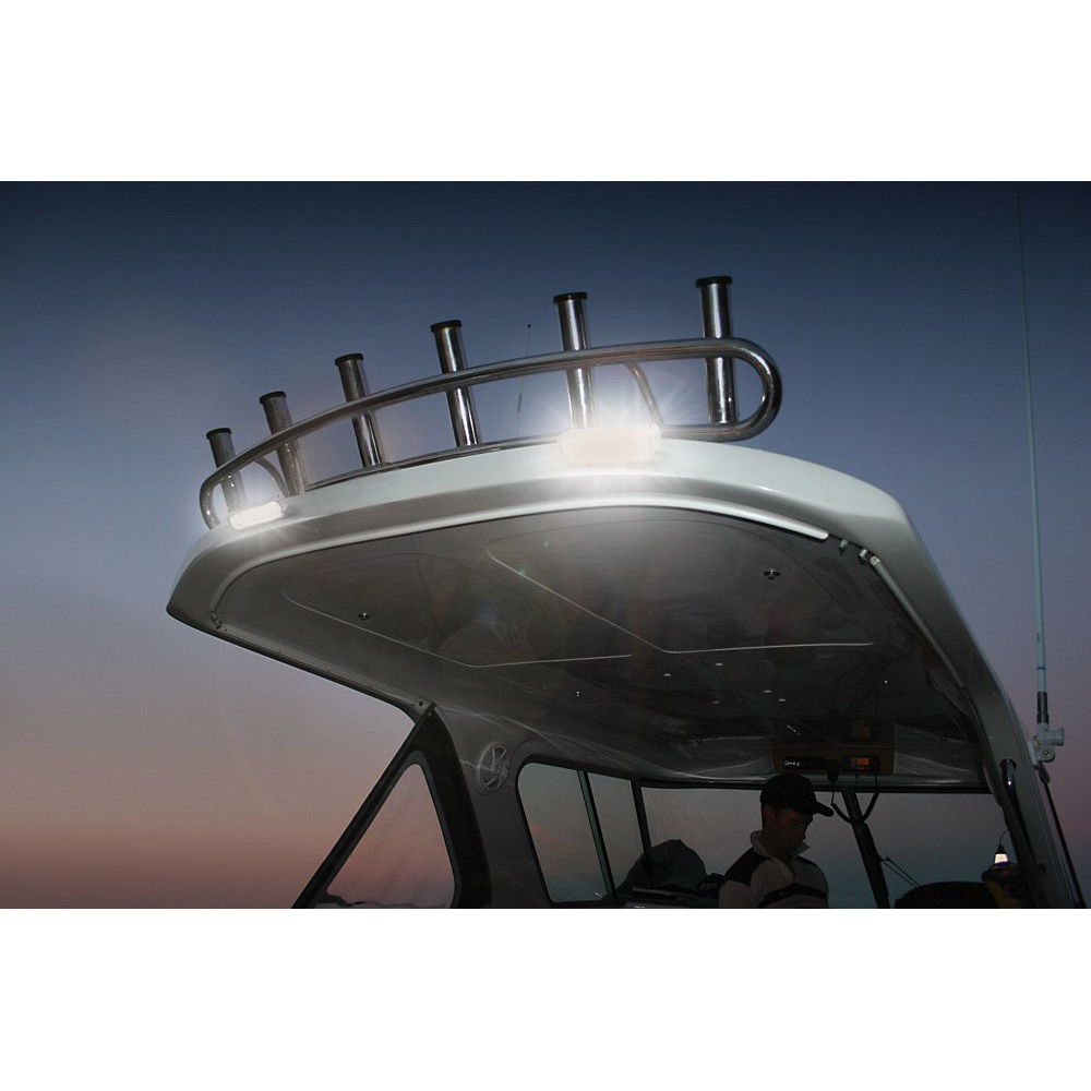 Sea Hawk LED Deck Floodlight - Spread