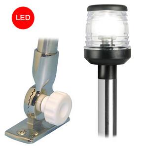 LED Folding Pole Light