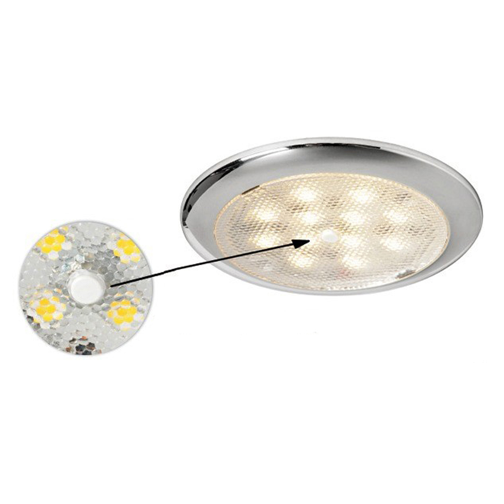 LED Spotlight with Touch Switch