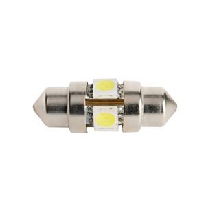 LED 4-Chip 360° Festoon Bulb (2pk)