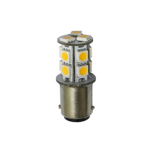LED 13-Chip Bulb BA15D